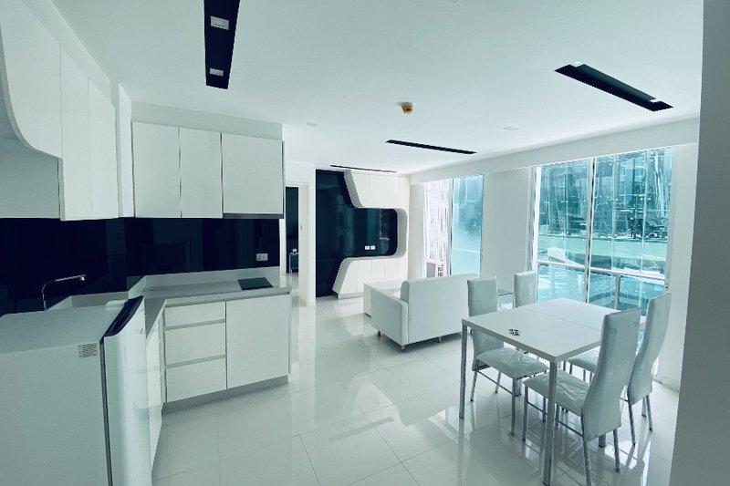 investir à Pattaya : Appartement de 2 chambres avec 35% de remise