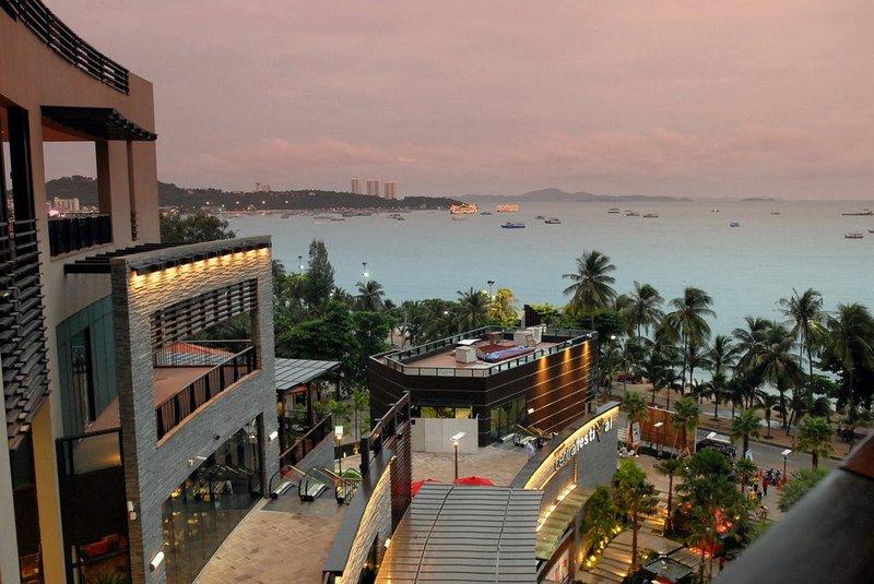 investir dans l'immobilier à Pattaya : Quartier Central de Pattaya