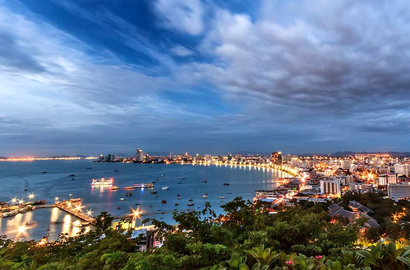 investir dans l'immobilier à Pattaya : Pratumnak Hill