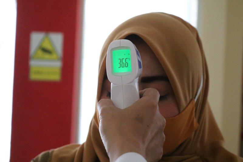 Contrôle de température, Thaïlande