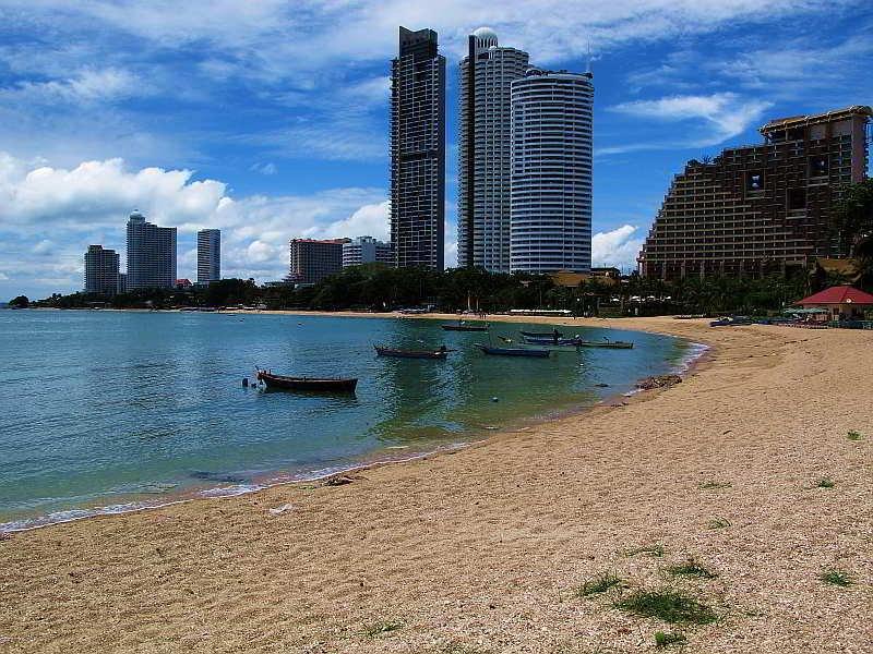 investir dans l'immobilier à Pattaya : Naklua et Wongamat