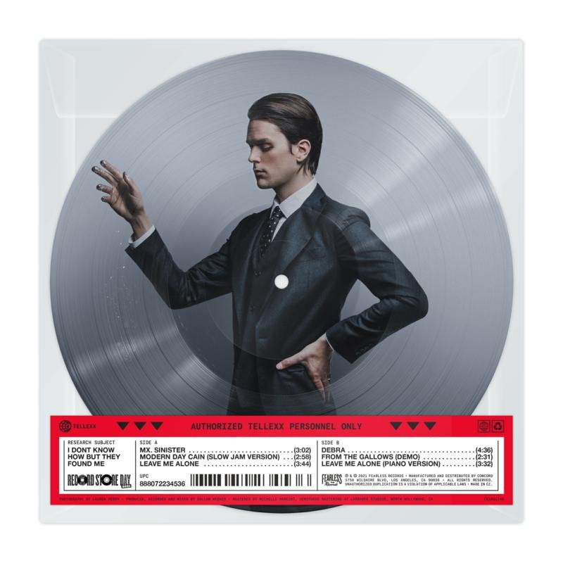 IDKHOW's 2021 Record Store Day release