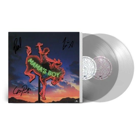 Lany Mamas boy signed vinyl