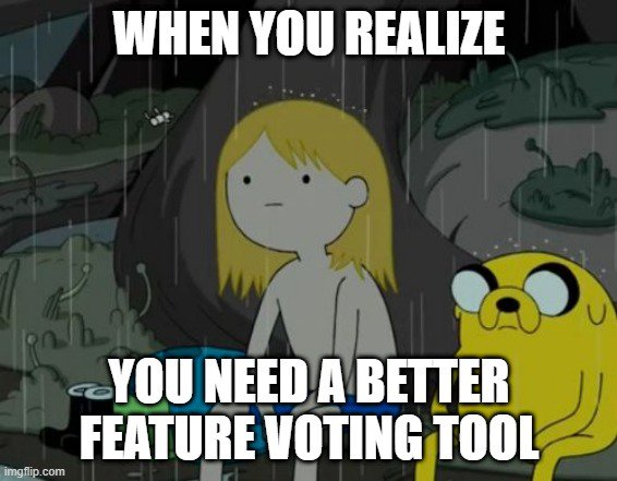 Feature Voting Tool