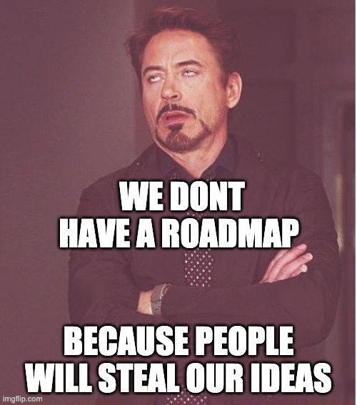 Using a roadmap is a great way to collect feature ideas from customers