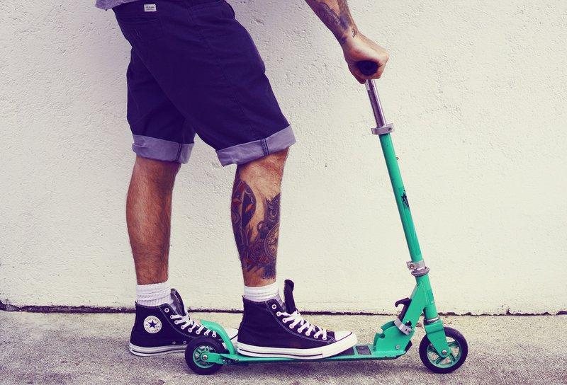 Roller Hipster