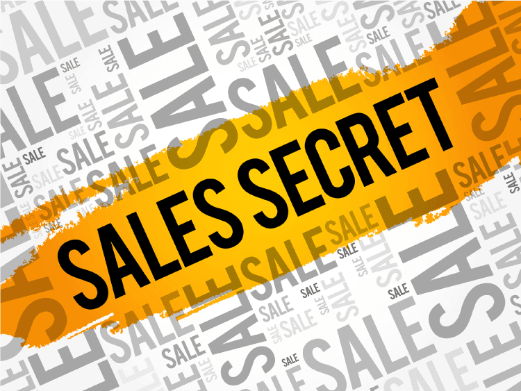 Sales & Selling made as simple as humanly possible in several ways