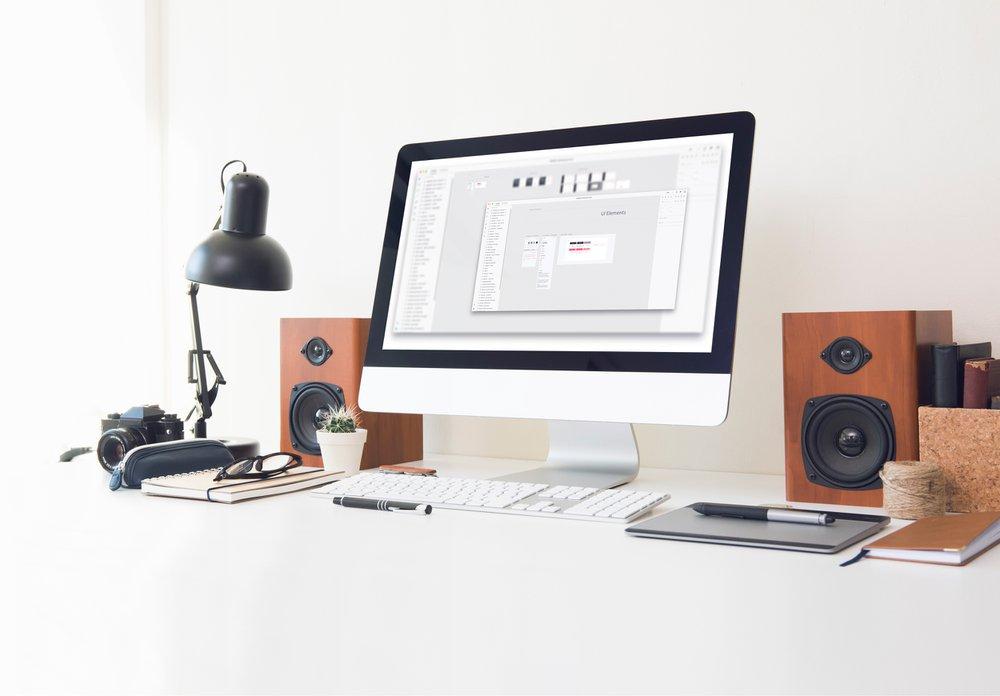 Website ontwerpen met Adobe XD, webdesign, webdevelopment, Kortrijk, Easybranding