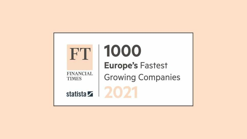 Florence Consulting Group Inclusa nella Classifica FT 1000 - Europe's Fastest Growing Companies