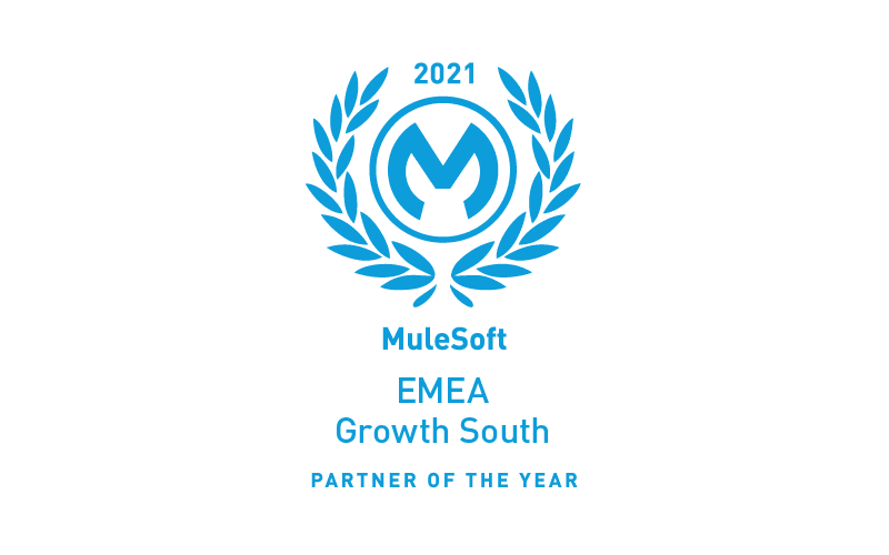 Florence Consulting Group Premiata da MuleSoft come Growth South Partner per l'Anno 2021