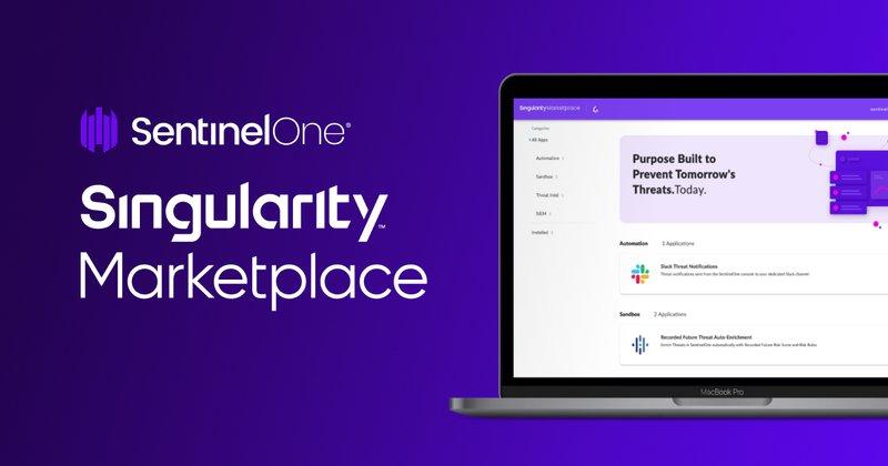 Singularity Marketplace - SentinelOne
