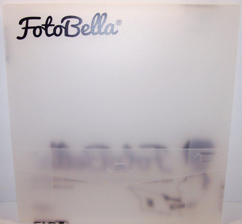 FotoBella Scrapbook Storage