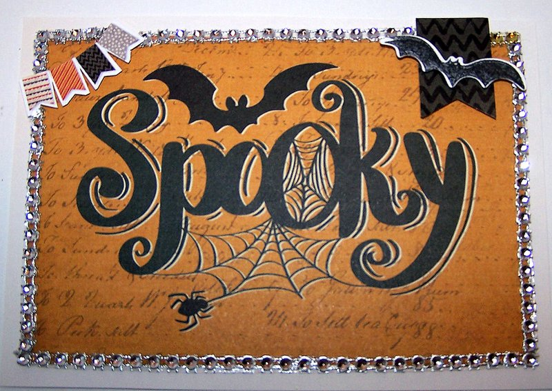 Spooky handmade card ideas featuring PhotoPlay All Hallows Eve