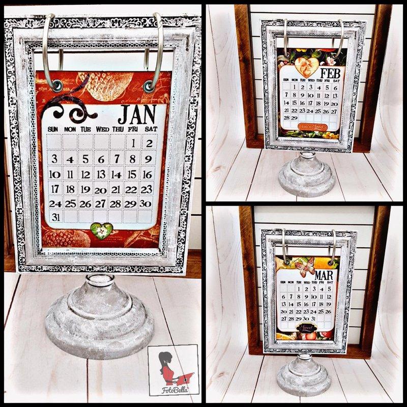 Graphic 45, Calendar