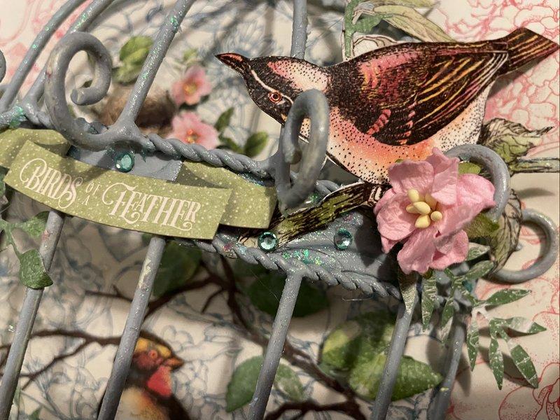 Graphic 45 Bird Watcher
