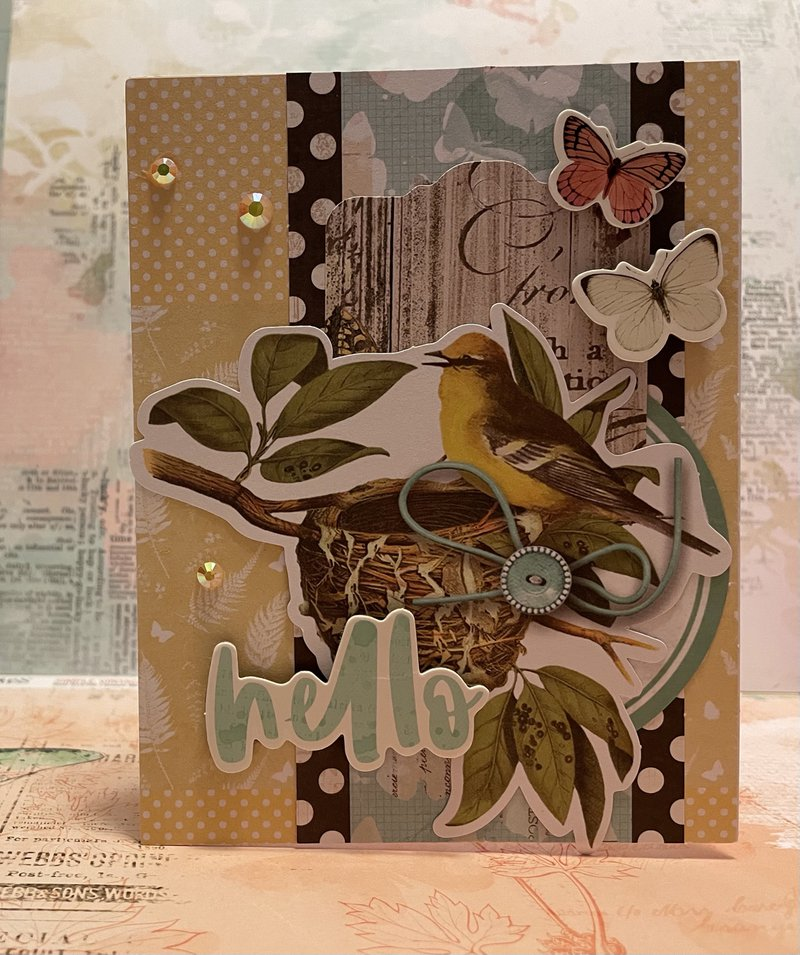 Simple Stories Simple Cards card kit