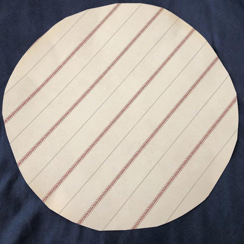 cut a circle
