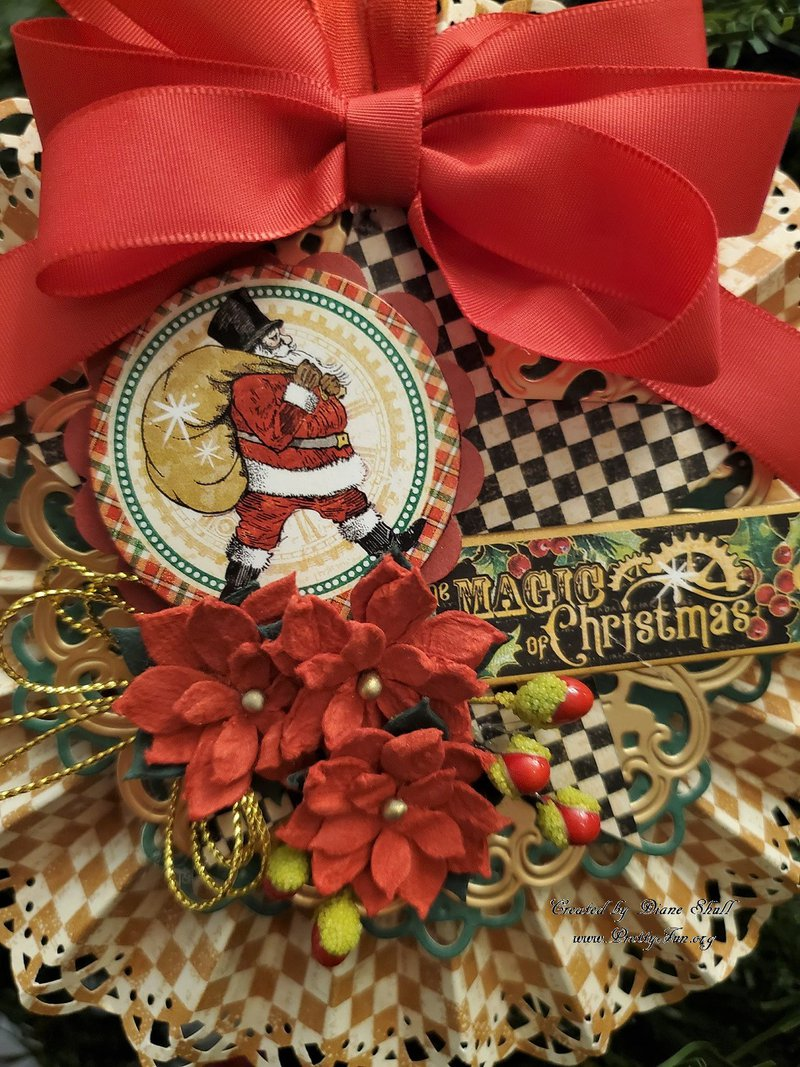 ornament exchange, fotobella, graphic 45