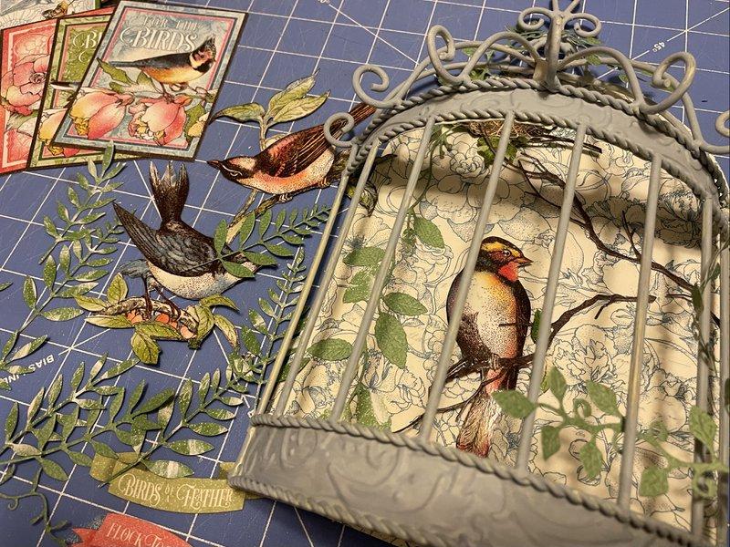 Bird Watcher by Graphic 45