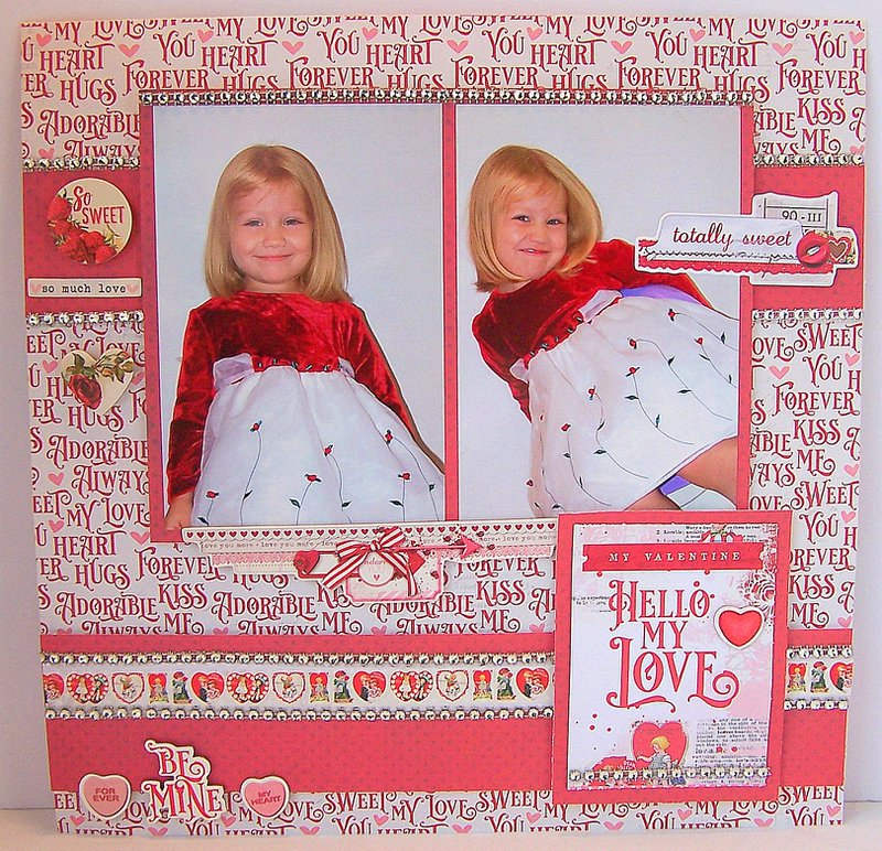 FotoBella Simple Storeis Chipboard, adn Stickers