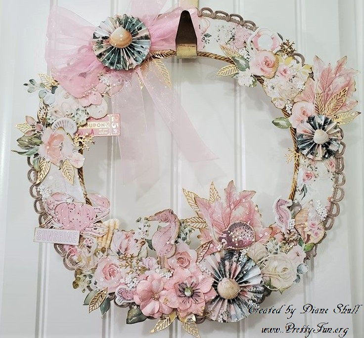 prima marketing, golden coast, wreath