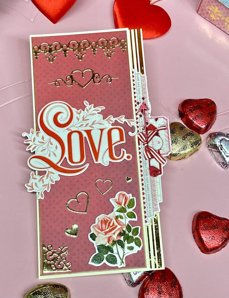 Vintage My Valentine