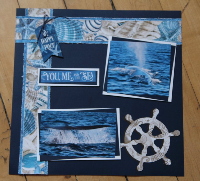 graphic 45, ocean blue, i want it all bundle