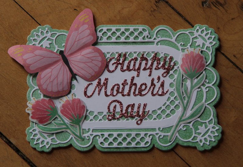 bo bunny, mothers day, card
