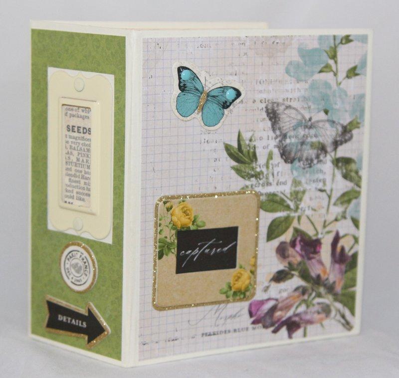 bo bunny botannical journal