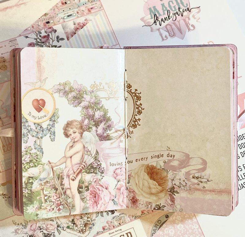 Magic Love Paper