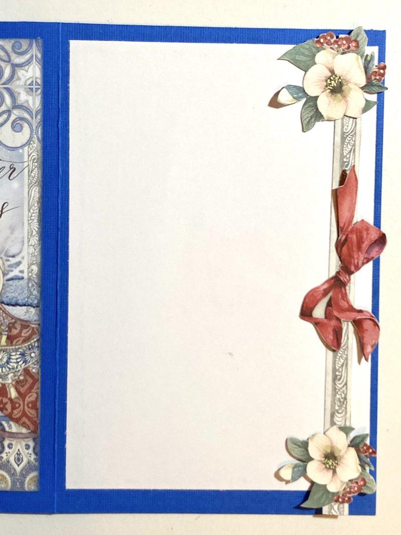 embellishments on photo display