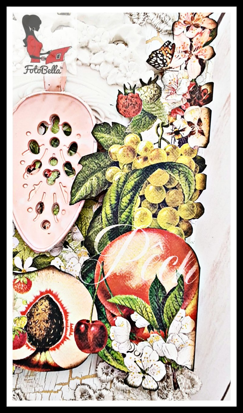 Graphic 45 Fruit & Flora Collection