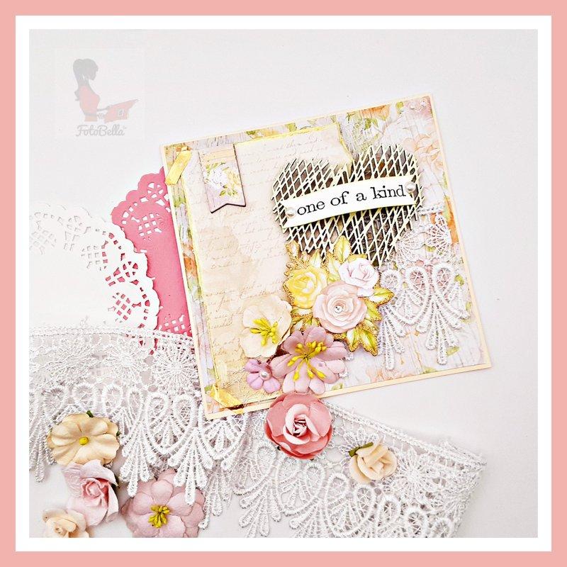 bo bunny, card