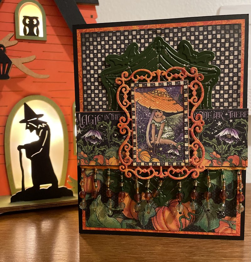 Cardmaking with Midnight Tales