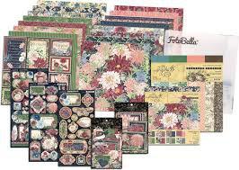 Graphic 45, Blossom, FotoBella, Tag