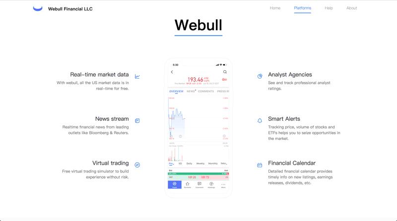 webull app