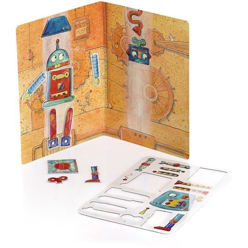Egmont Toys / Magneetboek / Robot