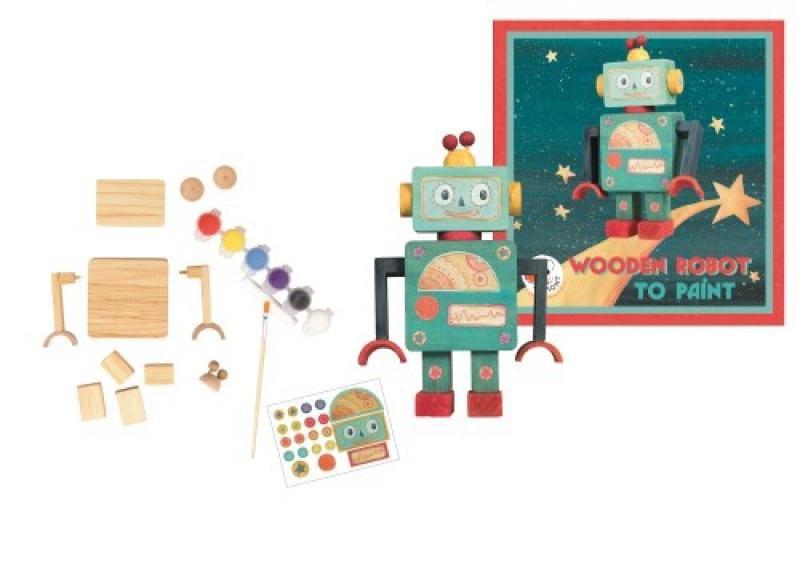 Egmont Toys / Robot zelf bouwen