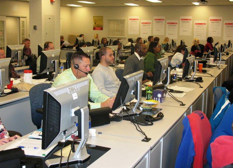 Call Center Staff Scheduling