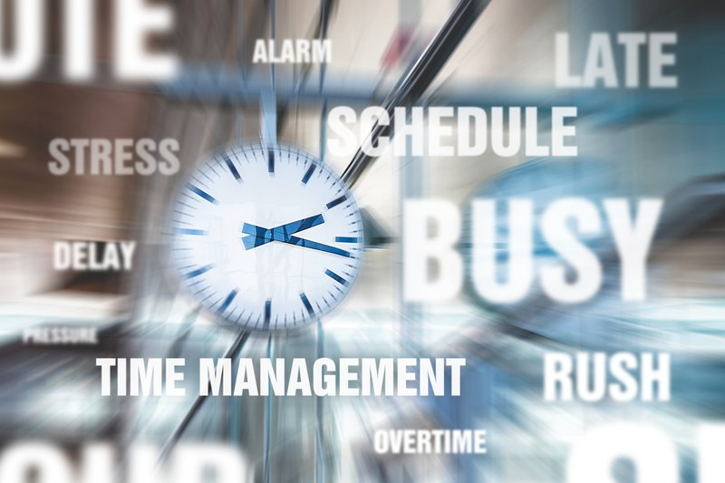 salons and spas time management