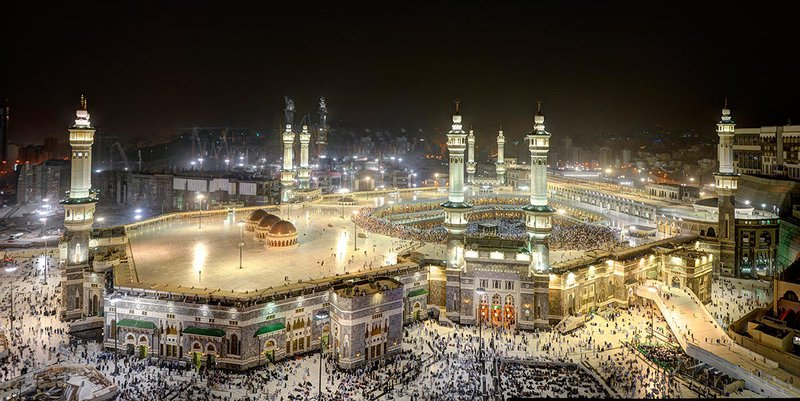 Mecca Holy site, Hajj and Umrah Vaccine