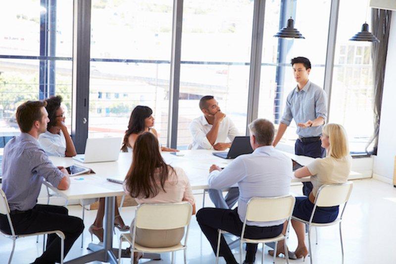 Collaborative decision making process