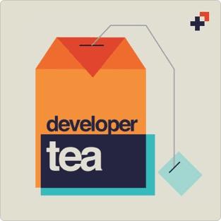 Developer Tea Podcast logo