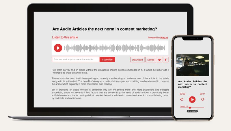 Who Is the Audio to Text Converter App Designed
