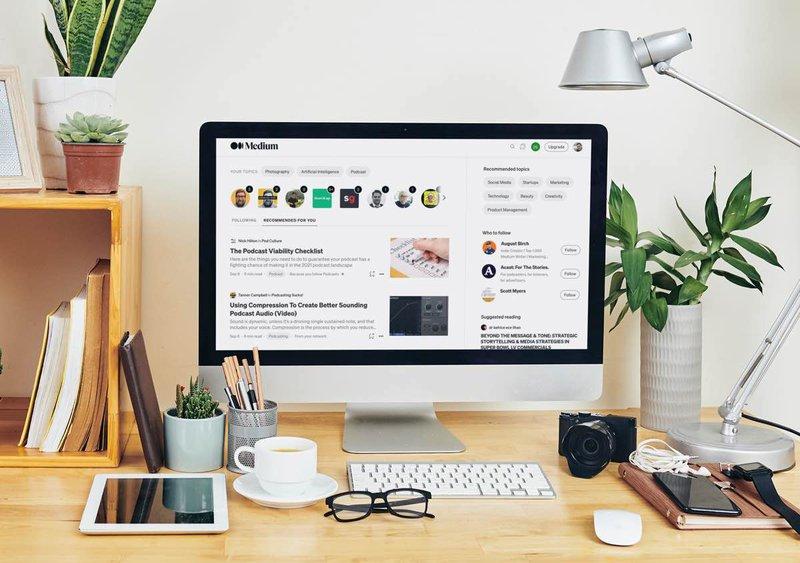 Medium is a popular content hub platform