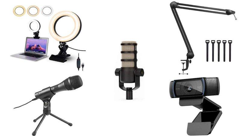 Podcast on YouTube Starter Kit — Budget Edition