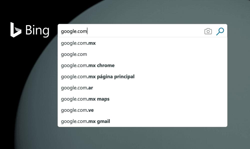 """Los links de navegación son cuándo """"buscas"""" la dirección de una página"""