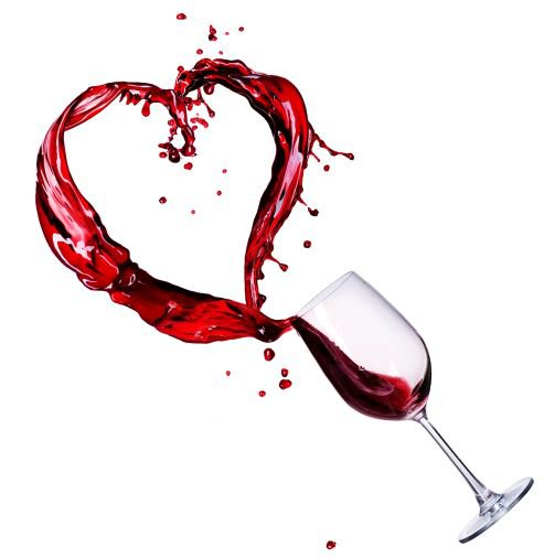 Health benefits of drinking wine simply stemless article