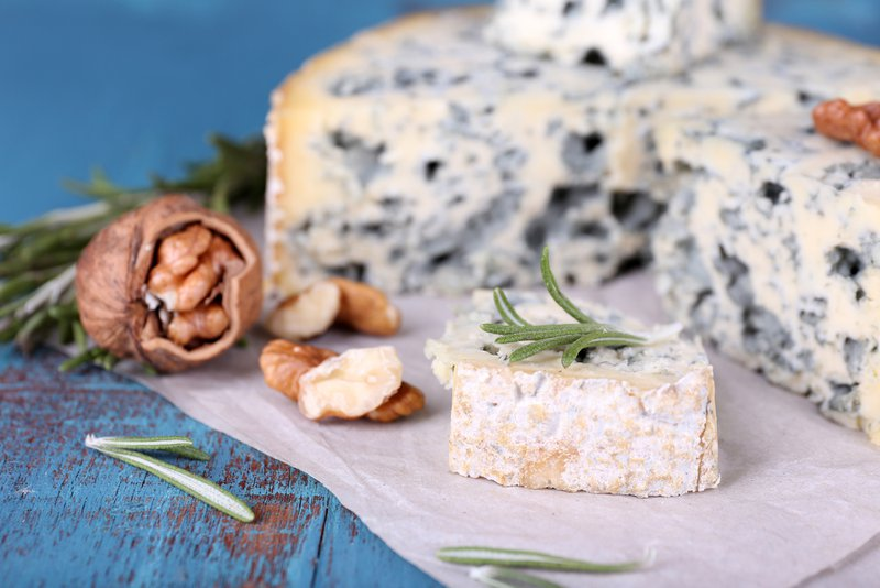 Stilton cheese - pair with port wine