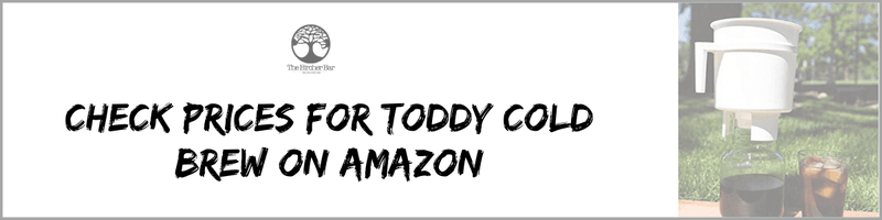 toddy cold brew maker review